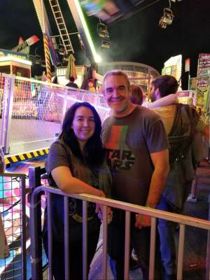 GLENN attended Arizona State Fair - Armed Forces Day - Valid October 18th Only on Oct 18th 2019 via VetTix