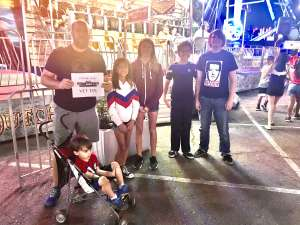 Click To Read More Feedback from Arizona State Fair - Armed Forces Day - Valid October 18th Only