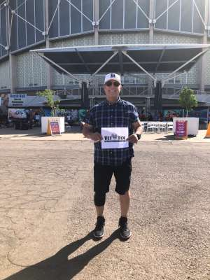 Angel attended Arizona State Fair - Armed Forces Day - Valid October 18th Only on Oct 18th 2019 via VetTix
