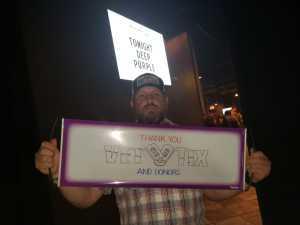 Rick P. attended Deep Purple: the Long Goodbye Tour on Sep 23rd 2019 via VetTix