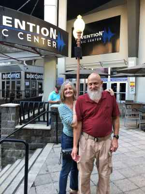 Curtis attended Deep Purple: the Long Goodbye Tour on Sep 23rd 2019 via VetTix