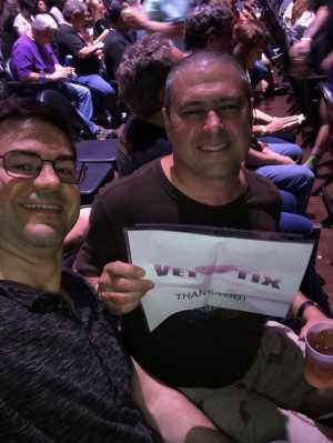 Jonathan attended Deep Purple: the Long Goodbye Tour on Sep 23rd 2019 via VetTix