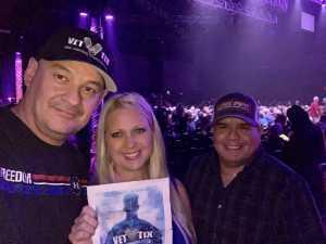 Val attended Deep Purple: the Long Goodbye Tour on Sep 23rd 2019 via VetTix