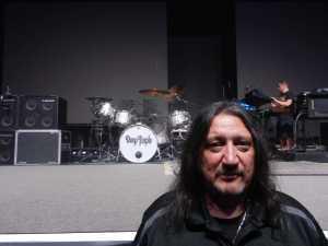 David attended Deep Purple: the Long Goodbye Tour on Sep 23rd 2019 via VetTix
