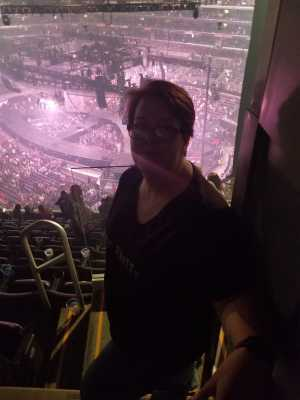 MICHAEL attended Carrie Underwood - the Cry Pretty Tour on Sep 12th 2019 via VetTix