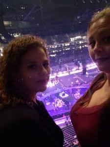Jaime attended Carrie Underwood - the Cry Pretty Tour on Sep 12th 2019 via VetTix