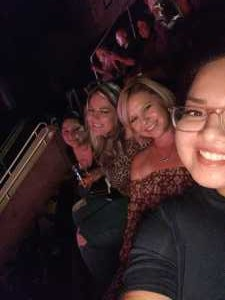 Hollie attended Carrie Underwood - the Cry Pretty Tour on Sep 12th 2019 via VetTix