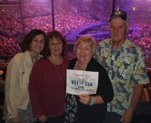 Mark attended Carrie Underwood - the Cry Pretty Tour on Sep 12th 2019 via VetTix