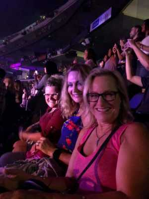 Christy attended Carrie Underwood - the Cry Pretty Tour on Sep 12th 2019 via VetTix