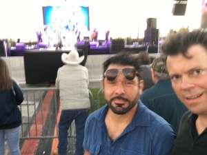 John attended Tres M Festival: Mariachis, Mariscos & Micheladas on Oct 20th 2019 via VetTix