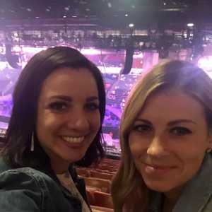 Joe attended Carrie Underwood - the Cry Pretty Tour on Sep 10th 2019 via VetTix