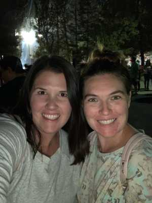 Megan attended Dierks Bentley: Burning Man 2019 on Sep 8th 2019 via VetTix