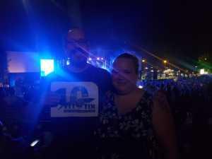 Erin attended Dierks Bentley: Burning Man 2019 on Sep 8th 2019 via VetTix