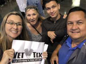 michael attended Mercyme on Sep 8th 2019 via VetTix
