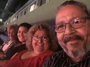 Raul attended Mercyme on Sep 8th 2019 via VetTix