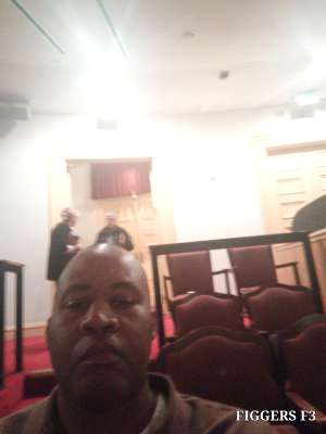 Donte attended August Wilson's Fences on Oct 8th 2019 via VetTix