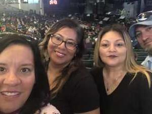 DOMINGO attended Blink-182 & Lil Wayne on Sep 10th 2019 via VetTix