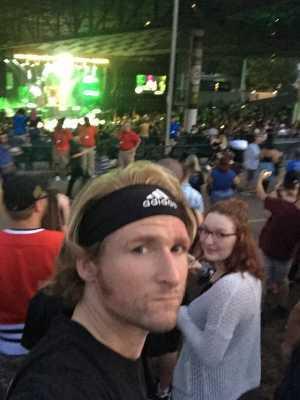 William attended Blink-182 & Lil Wayne on Sep 10th 2019 via VetTix
