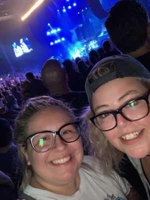 Stephen attended Blink-182 & Lil Wayne on Sep 10th 2019 via VetTix