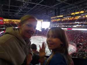 Shelly attended Arizona Coyotes vs. Anaheim Ducks - NHL Preseason on Sep 21st 2019 via VetTix