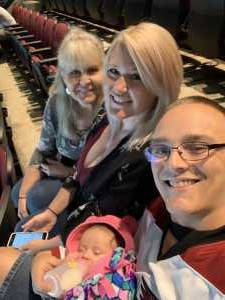 Skylar  attended Arizona Coyotes vs. Anaheim Ducks - NHL Preseason on Sep 21st 2019 via VetTix