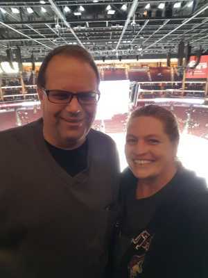 tim attended Arizona Coyotes vs. Anaheim Ducks - NHL Preseason on Sep 21st 2019 via VetTix