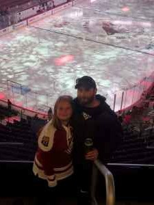 jeremy attended Arizona Coyotes vs. Anaheim Ducks - NHL Preseason on Sep 21st 2019 via VetTix