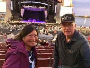 Paul attended Heart and Joan Jett & the Blackhearts: Love Alive Tour on Sep 26th 2019 via VetTix