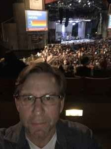 Dominick attended Heart and Joan Jett & the Blackhearts: Love Alive Tour on Sep 26th 2019 via VetTix