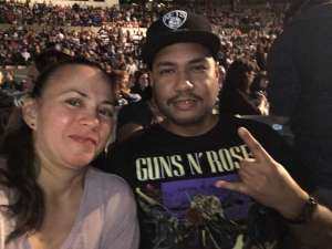 catherine attended Heart and Joan Jett & the Blackhearts: Love Alive Tour on Sep 26th 2019 via VetTix