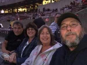 Ronald attended Heart and Joan Jett & the Blackhearts: Love Alive Tour on Sep 26th 2019 via VetTix