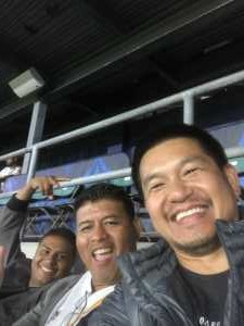 Sroyadin attended LA Galaxy vs. Sporting Kansas City - MLS on Sep 15th 2019 via VetTix