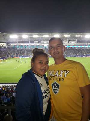 Cesar attended LA Galaxy vs. Sporting Kansas City - MLS on Sep 15th 2019 via VetTix