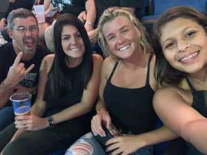 Wade attended Disturbed: Evolution Tour on Sep 22nd 2019 via VetTix