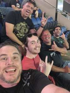 Shannon S attended Disturbed: Evolution Tour on Sep 22nd 2019 via VetTix