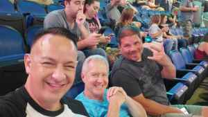 John attended Disturbed: Evolution Tour on Sep 22nd 2019 via VetTix