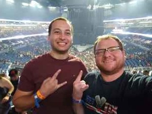 Shawn attended Disturbed: Evolution Tour on Sep 22nd 2019 via VetTix