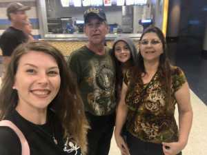 Douglas attended Disturbed: Evolution Tour on Sep 22nd 2019 via VetTix