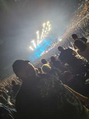 Jay attended Disturbed: Evolution Tour on Sep 22nd 2019 via VetTix