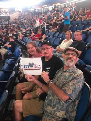Randall attended Disturbed: Evolution Tour on Sep 22nd 2019 via VetTix