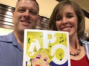 Stacy  attended Coat of Many Colors: the Music of Dolly Parton on Sep 21st 2019 via VetTix