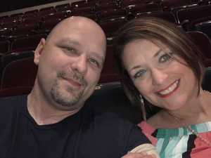 Terry attended Coat of Many Colors: the Music of Dolly Parton on Sep 21st 2019 via VetTix