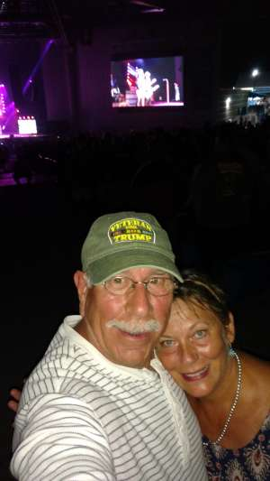 Todd attended ZZ Top - 50th Anniversary Tour on Oct 6th 2019 via VetTix