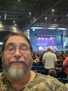 Mitch attended ZZ Top - 50th Anniversary Tour on Oct 6th 2019 via VetTix