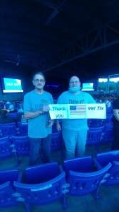 Dennis attended ZZ Top - 50th Anniversary Tour on Oct 6th 2019 via VetTix