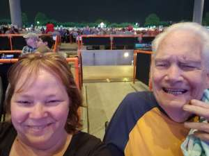 dawn attended ZZ Top - 50th Anniversary Tour on Oct 6th 2019 via VetTix