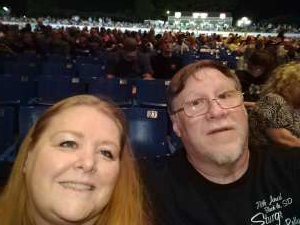 Mark attended ZZ Top - 50th Anniversary Tour on Oct 6th 2019 via VetTix