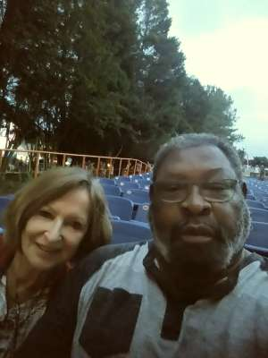 Charles attended ZZ Top - 50th Anniversary Tour on Oct 6th 2019 via VetTix