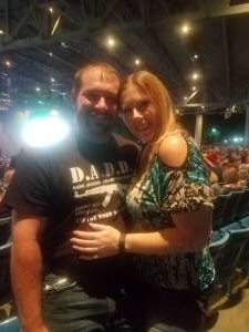 Justin attended ZZ Top - 50th Anniversary Tour on Oct 6th 2019 via VetTix