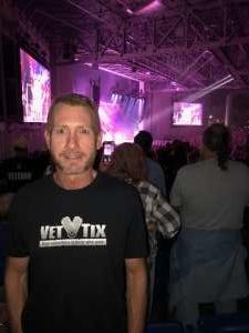 Van R. - SPC Army attended ZZ Top - 50th Anniversary Tour on Oct 6th 2019 via VetTix